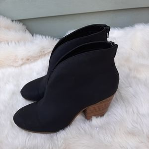 A2 By Aerosoles Black Boots Sz 9